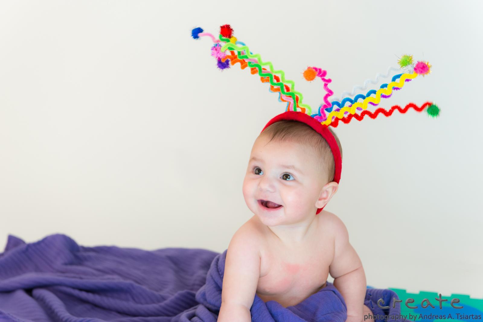 Baby Photoshooting – Symela | Mar, 2013