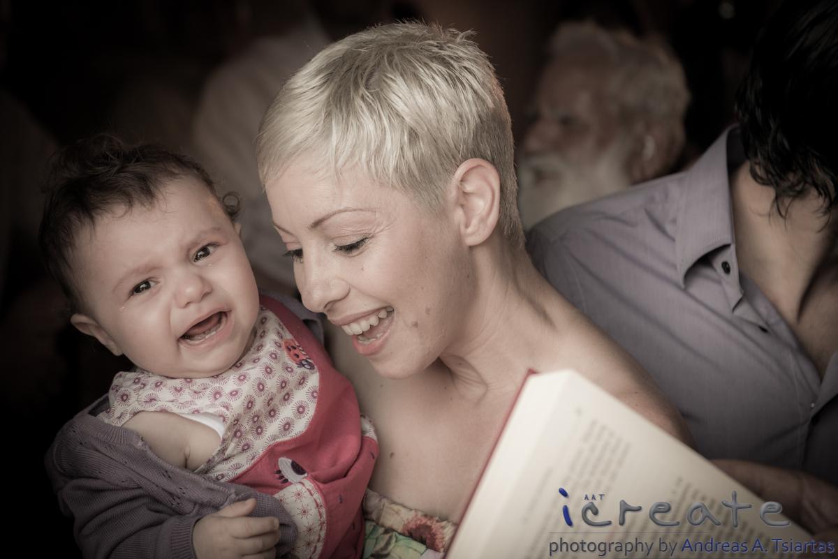 Symela Baptism | June 2013