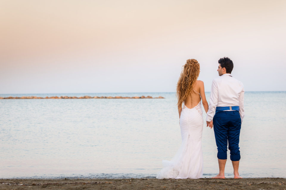 Wedding Story | Stelios – Polina, by iCreate Photography