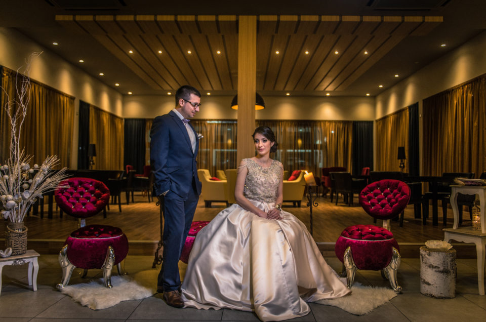 Wedding Story | Charis – Constantina, by iCreate Photography