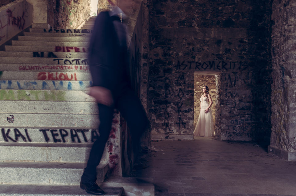 Wedding Story | Giannos – Katerina, by iCreate Photography