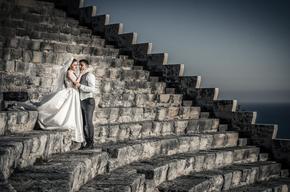 Wedding Story | Tasos – Antigoni, by iCreate Photography